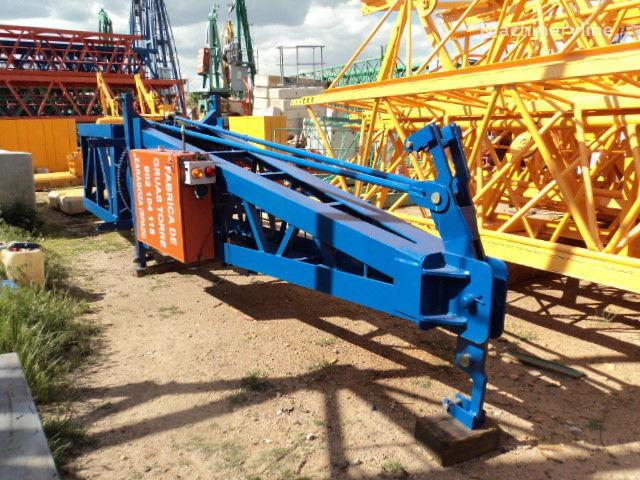 POTAIN metalbo m 5010 opcion base y cabina macara turn