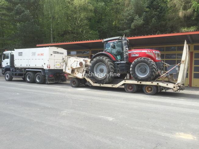 WIRTGEN Streumaster SW16MC reciclare asfalt