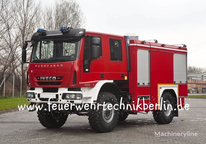 IVECO Eurocargo ML150E28 WS Fahrgestell.: 4x4 Neufahrzeug, Sofort Verf mașină de pompieri nouă
