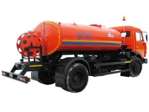 KAMAZ KO-564-20 maşină de desfundat canale