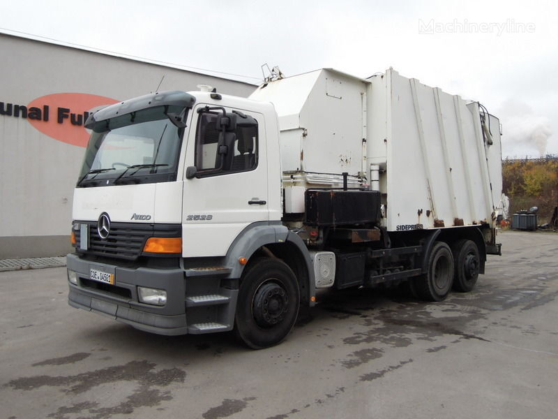 MERCEDES-BENZ Atego 2528 FOR PARTS maşina de gunoi