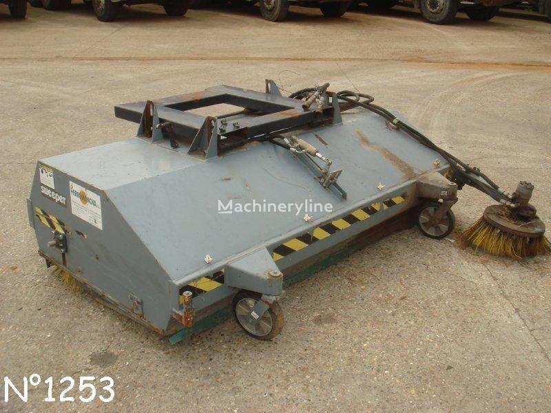 Diversen APLEC maşina de măturat stradă