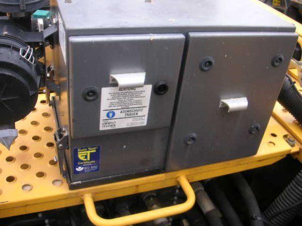 Onbekend Amberg (432)Schutzbelüft. / protective ventilation alte utilaje pentru
