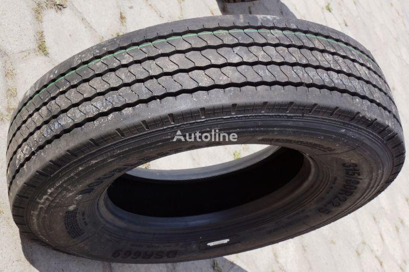 Doublestar FRONT STZ / EU CERTIFY / EXPORT / 0,00 VAT 315/80 R 22.50 anvelopa pentru camion nou