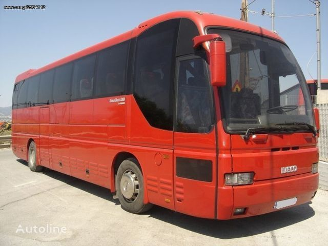 IVECO GREEK LICENCE + EUROCLASS HDH autocar