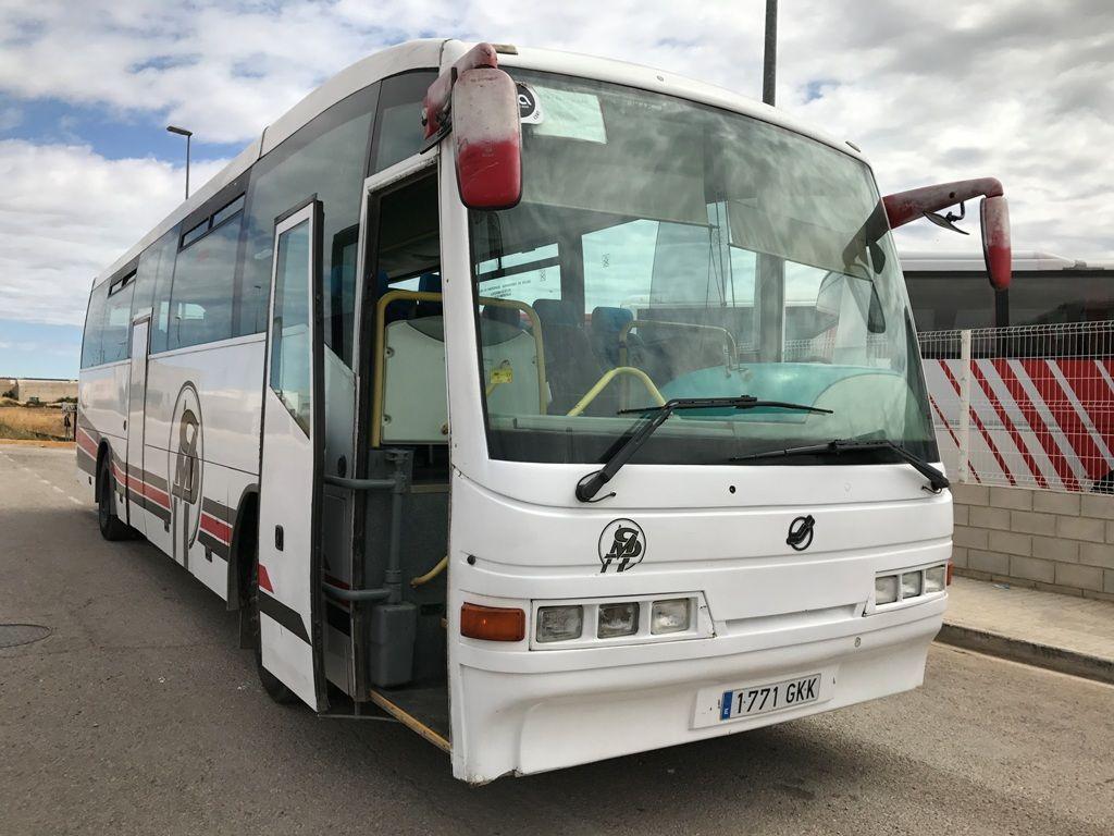 MERCEDES-BENZ O404 autocar