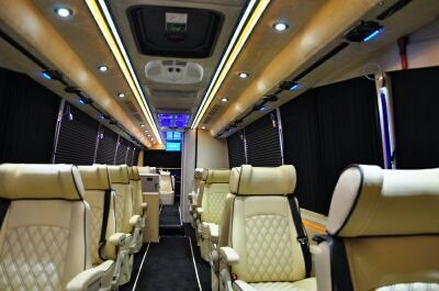MERCEDES-BENZ Travego VIP - Erduman autocar