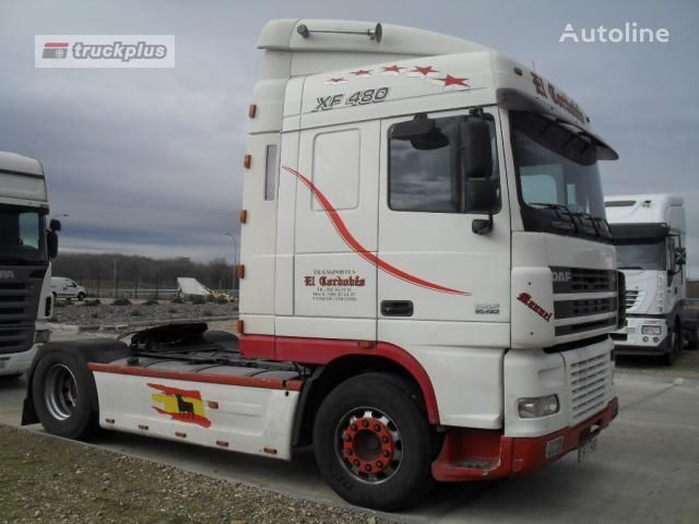 DAF FT95 XF.480 SPACE CAB autotractor
