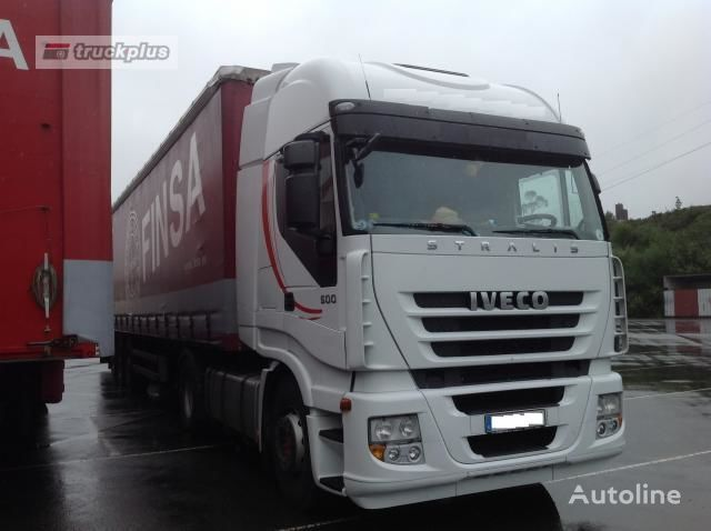 IVECO STRALIS AS 440S50 TP autotractor
