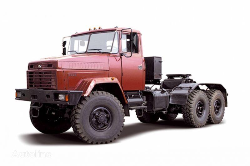 KRAZ 6446 tip 2 autotractor