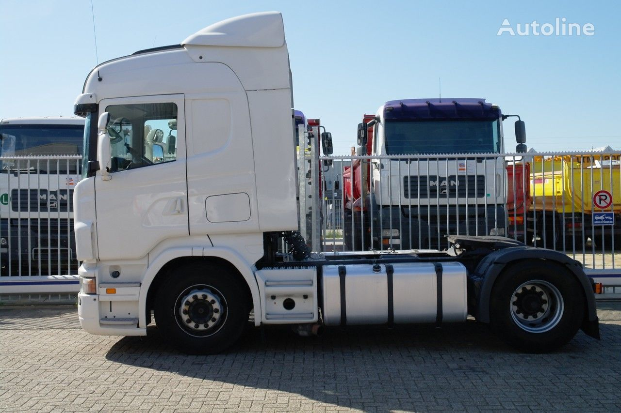 SCANIA R 480 HIGHLINE autotractor