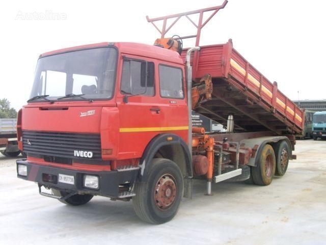 IVECO 190.35 autobasculantă
