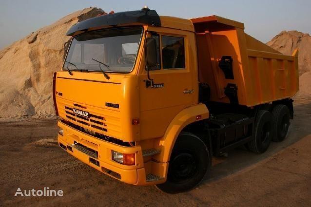 KAMAZ 65115 autobasculantă nou
