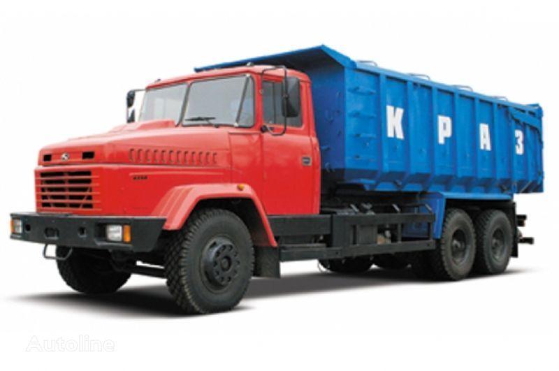 KRAZ 6230S4  autobasculantă nou