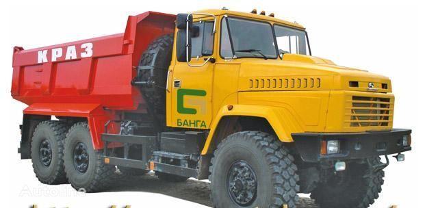 KRAZ 65032-064-2  autobasculantă nou