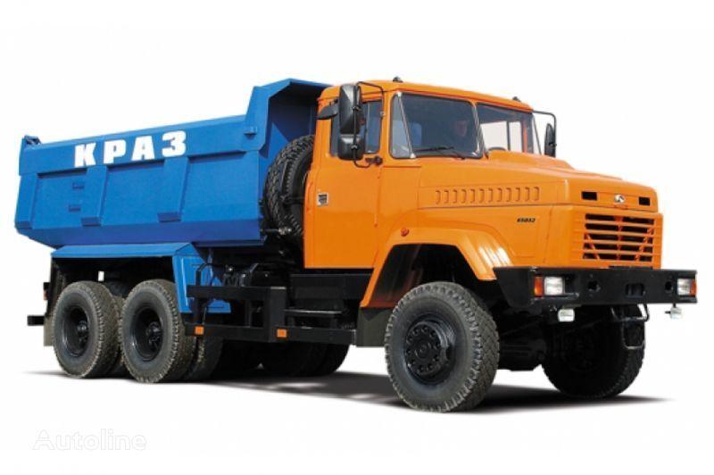 KRAZ 65032 tip 2  autobasculantă
