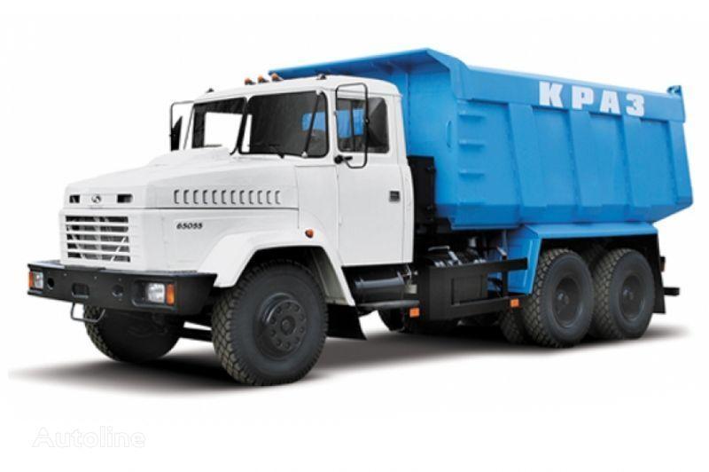 KRAZ 65055 tip 3  autobasculantă