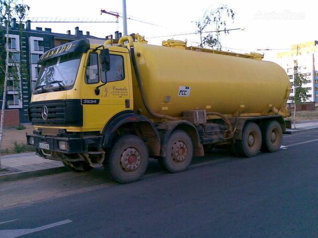 MERCEDES-BENZ 3534 K camion autocisterna
