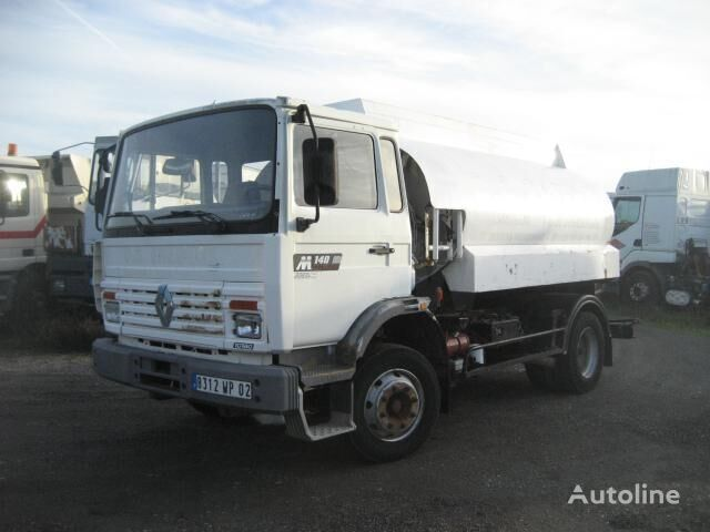 RENAULT Midliner 140 camion autocisterna