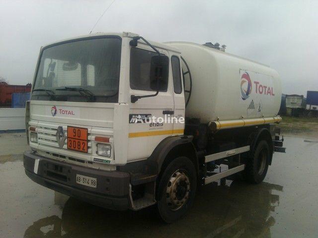 RENAULT MIDLINER 210 camion cisternă combustibil
