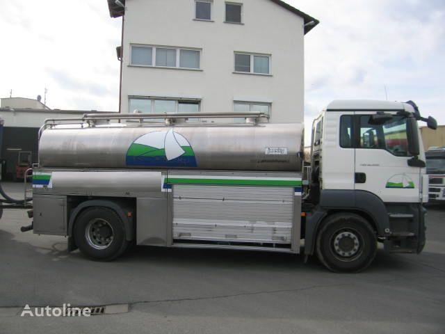 MAN TGS 18.400 (No. 2779) camion cisternă pentru transport lapte