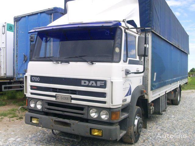 DAF 1700 camion cu prelata