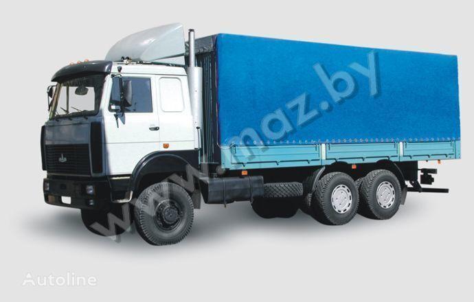 MAZ 6317 (05, 08) Polnoprivodnyy camion cu prelata