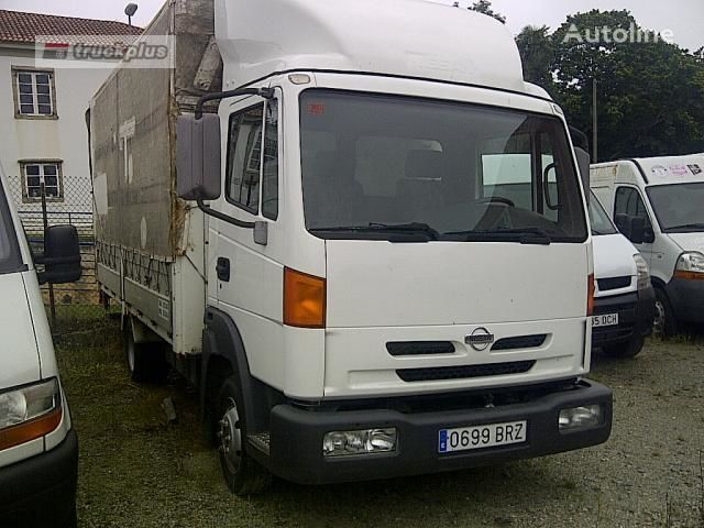 NISSAN ATLEON 35.110 camion cu prelata