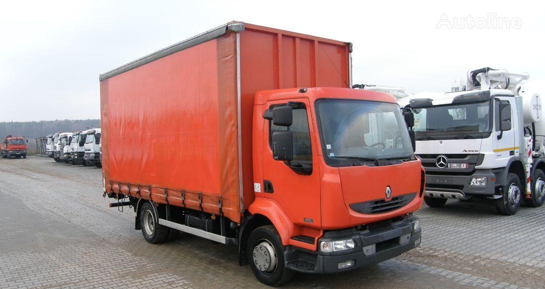 RENAULT KERAX 220 camion cu prelata