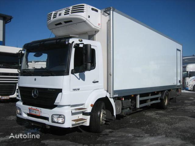 MERCEDES-BENZ Axor 1828 L 57 camion frigorific