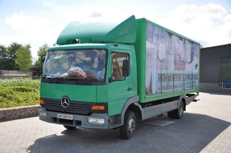 MERCEDES-BENZ Altego 815 camion furgon