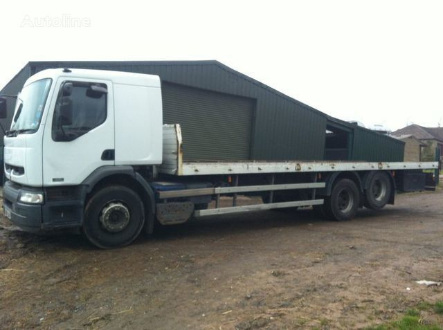 RENAULT PREMIUM 320 DCI camion platformă