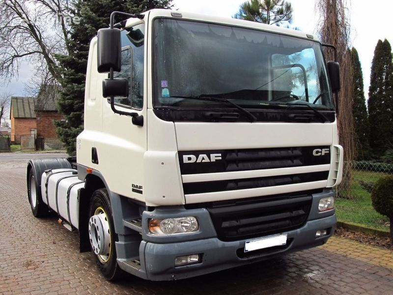 DAF CF 75.360 4x2 CHASSIS 4.0m PERFECT CONDITION camion şasiu