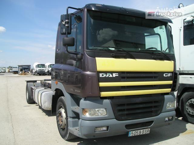 DAF FA 85 CF 340 camion şasiu