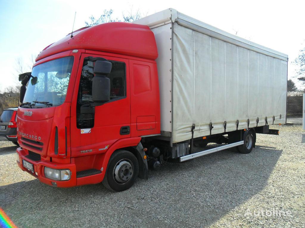 IVECO ML 75E18 camion şasiu