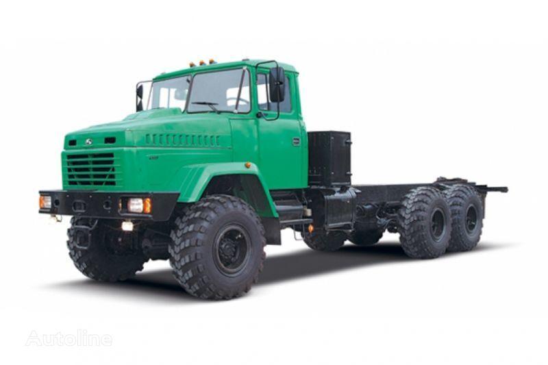 KRAZ 6322 camion şasiu