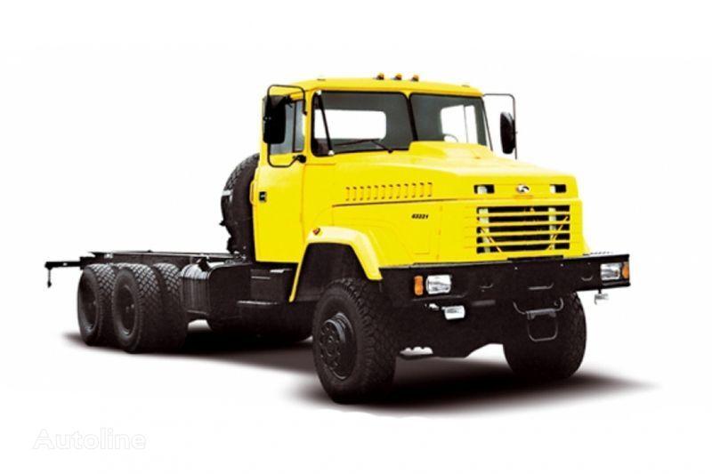 KRAZ 63221 tip 2 camion şasiu