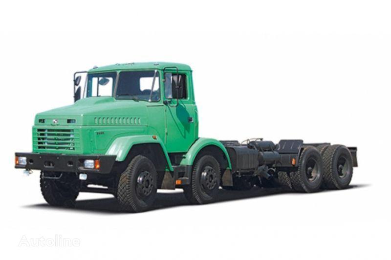 KRAZ 7133N4 camion şasiu