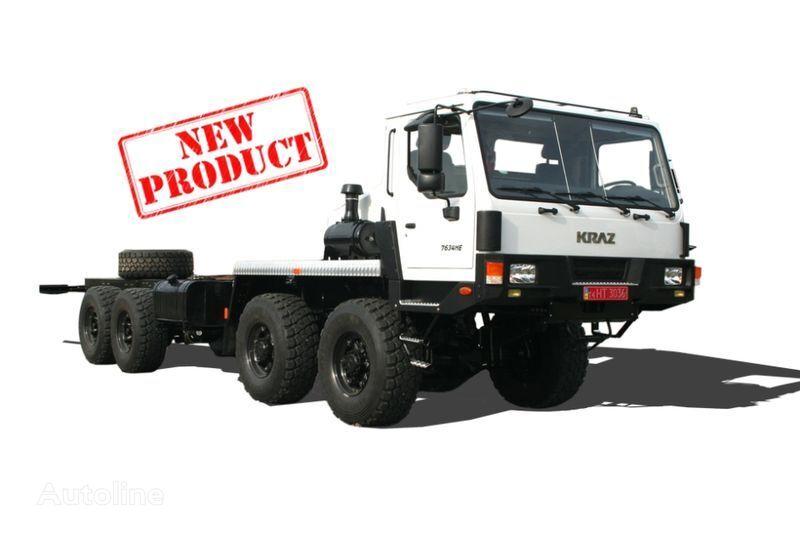KRAZ 7634NE (N27.3EH) camion şasiu