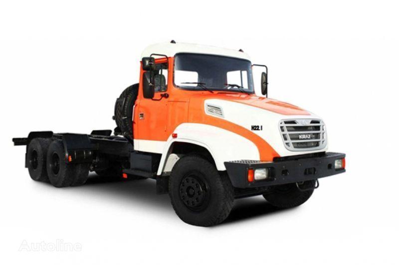 KRAZ N22.1 camion şasiu