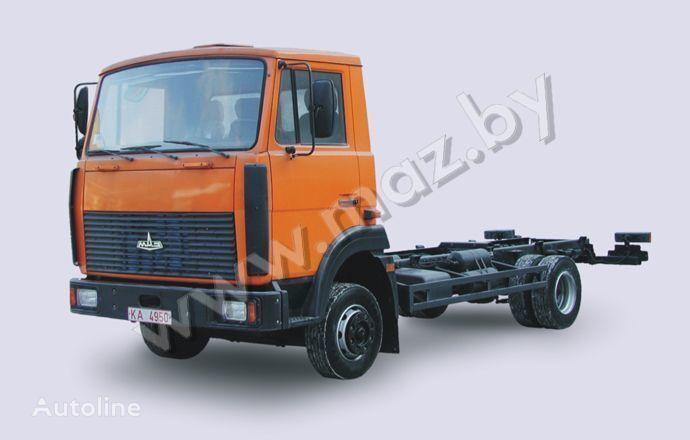MAZ 4370 camion şasiu