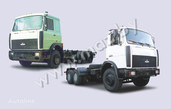 MAZ 6303 camion şasiu