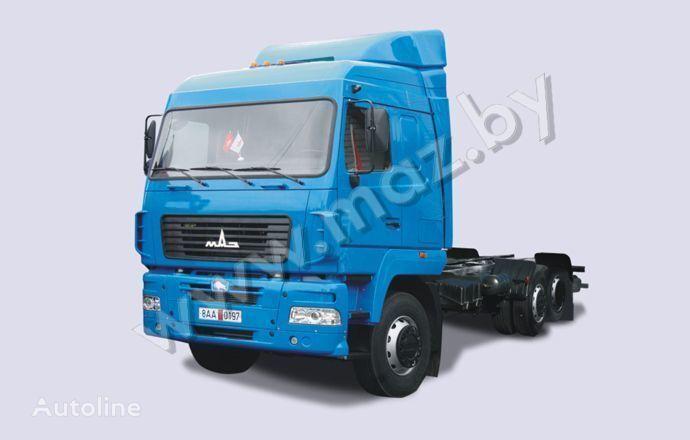 MAZ 6310 camion şasiu