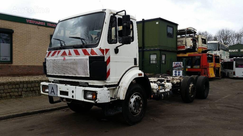 MERCEDES-BENZ 2524 L camion şasiu