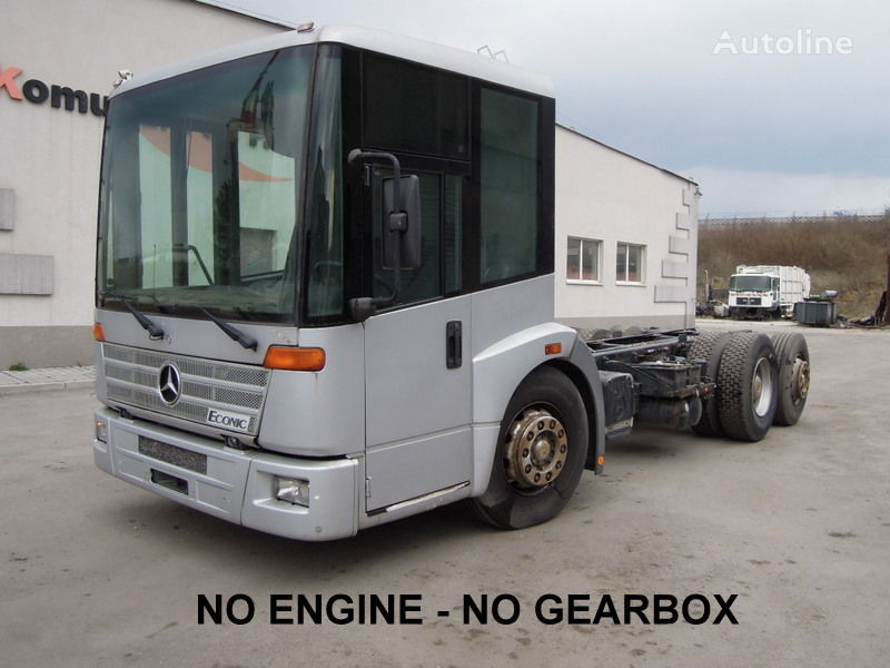 MERCEDES-BENZ Econic 2628 camion şasiu