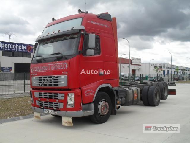 VOLVO FH 12 .460 GLOBE camion şasiu