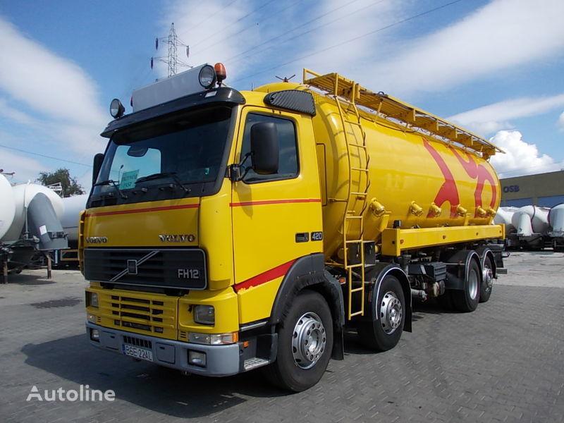 VOLVO FH 12 420 DO PRZEWOZU PASZY !!! camion siloz