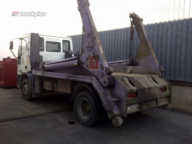 IVECO EURO-CARGO 130 E 18 camion utilaj ridicare container gunoi