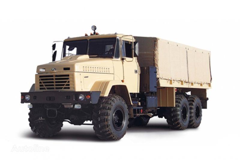 KRAZ 6322 dropside camion