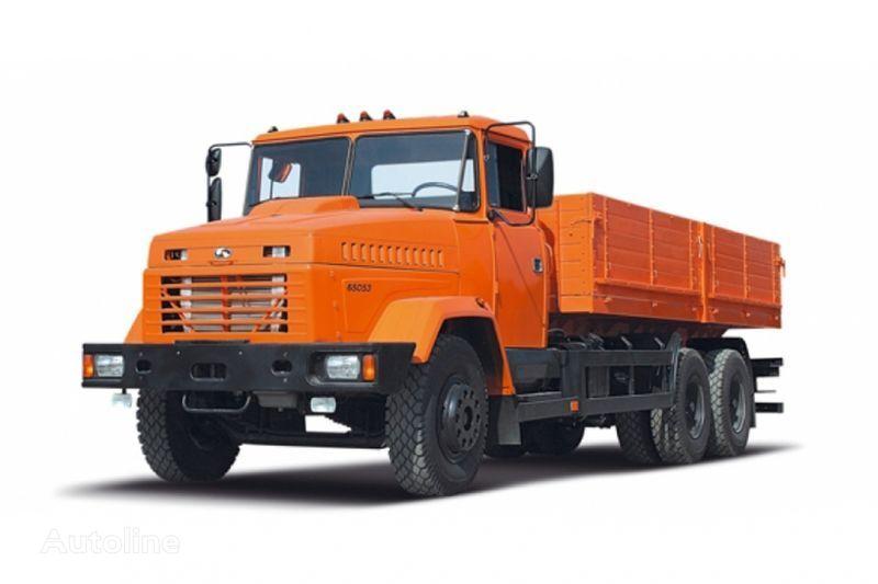 KRAZ 65053 dropside camion